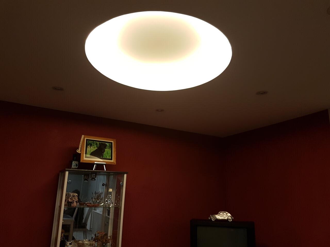 ras habitat alen on pose de faux plafonds tendus ou suspendus. Black Bedroom Furniture Sets. Home Design Ideas
