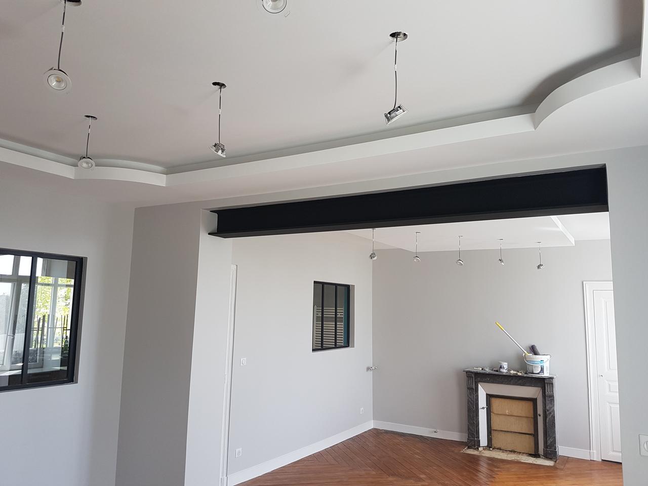 isolation plafond appartement elegant isolation phonique plafond appartement isolation phonique. Black Bedroom Furniture Sets. Home Design Ideas