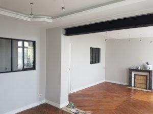 Rénovation d'un appartement à Alençon (61)