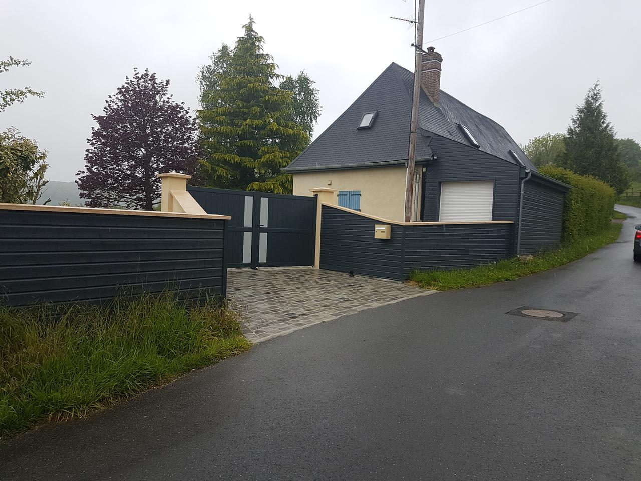 Rénovation extérieur complète à Vimoutiers (61)